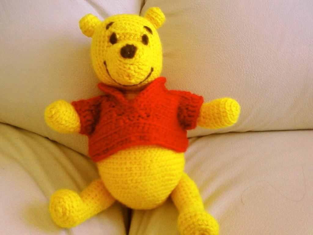 ♥ ♥ ♥ La casita de Mini ♥ ♥ ♥: Winnie the Pooh y futuro ponchito