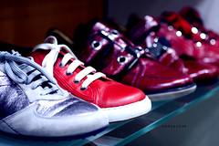 s i l v e r (Weda3eah*) Tags: wood blue red white green sport by silver shoe idea shoes random withe no p min xd qatar broun weda3eah 8lllllb