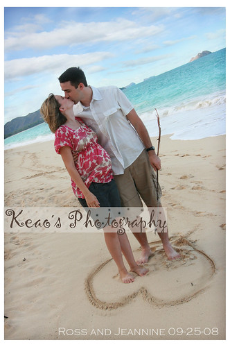 A vow renewal on the windward shores