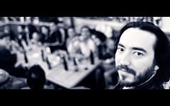 Day #119 - Despedida Alex Kong (Luis Montemayor) Tags: selfportrait mexico df dof bokeh autorretrato polanco cantinadelosremedios project365 luismontemayor despedidaalexkong