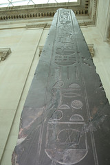 A trip to the British Museum (Egyptian section) (millersjon) Tags: black london museum carving egyptian british hieroglyphics