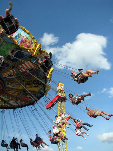 100 Things to see at the fair #10: Wave Swinger