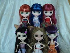 MY GIRLS! ♥v♥