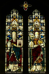 North aisle window All Saints - Swinford