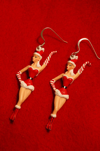 mini ornament pinup jewelry