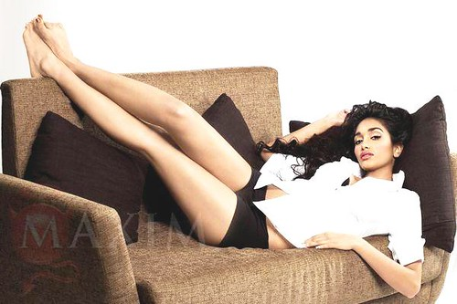 Bollywood actress Jiah Khan