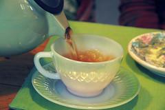 tea time (desireefawn) Tags: vintage tea teatime earlgrey