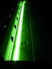 Luz verde (.Deivid.) Tags: panasonic tz1