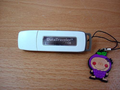 金士頓 DataTraveler 隨身碟 1G