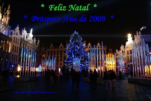 Postal Natal e Ano Novo 2009