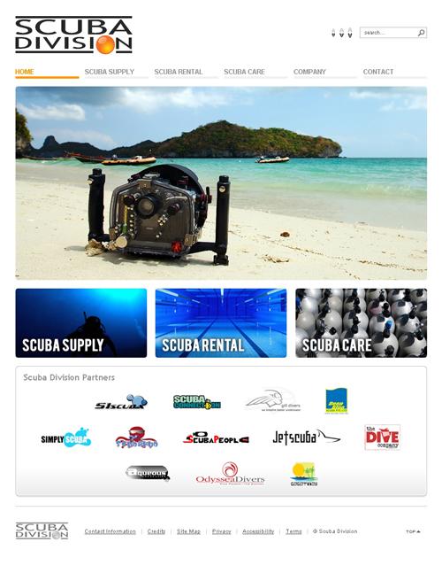 Scuba Division - Home Page