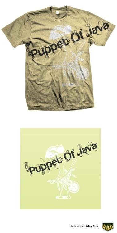 Puppet Of Java Vol2 Coklat Susu