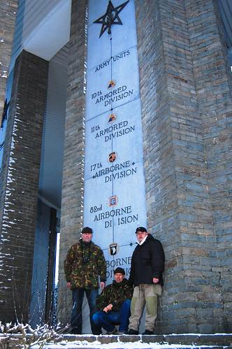 Bastogne Historical Walk 2008