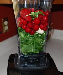 Greens & Fruit Smoothie