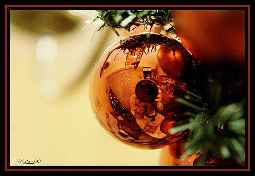 Autorretrato navideño