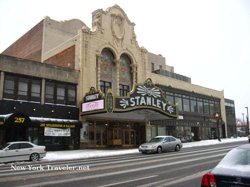 Stanley Theatre Utica