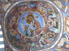 Rila Monastery (John Spooner) Tags: xmas bulgaria rila creativecommons fresco rilamonastery