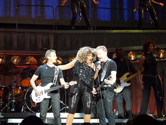 Air Canada Centre, Toronto (Donna Rutherford) Tags: toronto acc tinaturner