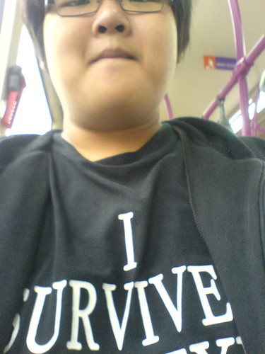 DSC02120 · DSC02119 · I Survived Anorexia T shirt