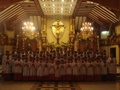 Ministry of the Altar Servers (Kiko Ho Ma Kyo) Tags: de san labrador ministry altar talavera isidro nueva servers parroquia ecija