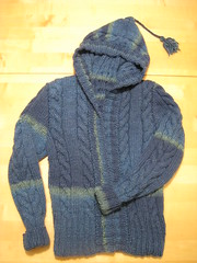 Jacke stricken ohne naht