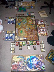 Stu's World of Warcraft Boardgame