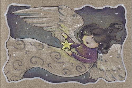 ängel med stjärna i hand03