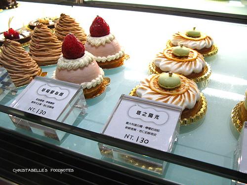品悅糖甜點櫃