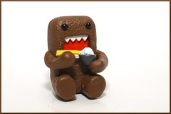 DOMO EATING (kingkong21) Tags: domo nhk