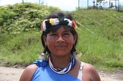 Ashuar indian, Ecuador (sensaos) Tags: ecuador amazon indian culture tribal via indians tribe indios indio indigenous auca famke indigena shuar shiripuno ashuar sensaos