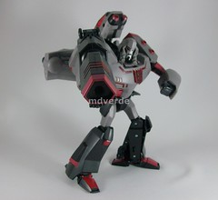 Transformers Megatron Animated Leader - modo robot