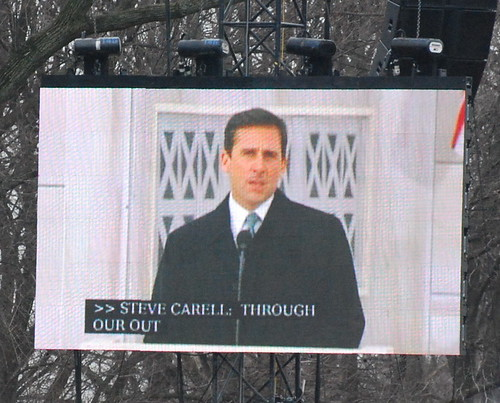 "Steve Carell Steve Carell Image by afagen ""We Are One: The Opening Inaugural"