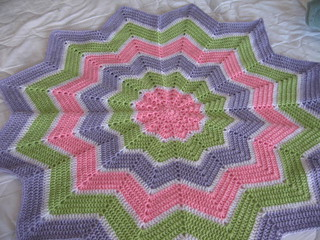 Ravelry Round Ripple Afghan Pattern By Sew On Fire Ministries