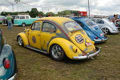 Rat look VW Beetle (Ronald_H) Tags: beautiful look bug volkswagen nikon rat air beetle d200 custom 2007 kfer kever fusca budel cooled vocho worldcars bugball3000