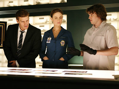4x05 - The Perfect Pieces in the Purple Pond by Bones Picture Archive.