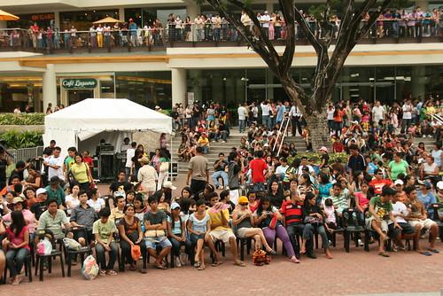 aquarela gig in ayala mall cebu_0116 by xzero012, on Flickr