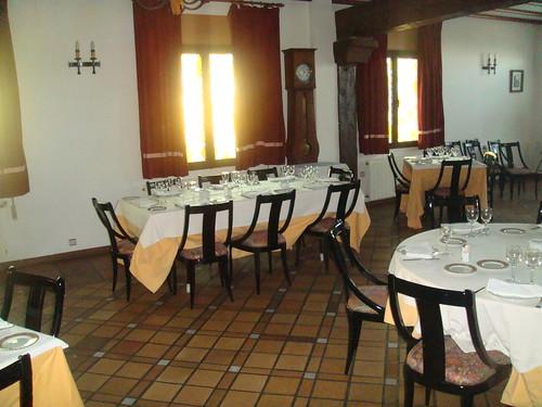 Otro salón del restaurante