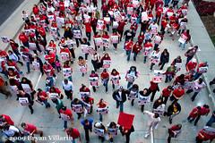 LAUSD Teachers Protest (1/29/2009)