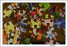 puzle01 (bigelfo) Tags: color smile pieces dcc jigsaw sonrisa mirada mesa piezas puzle freshminds digitalcameraclub