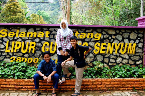 Welcome to Gunung Senyum (#1)