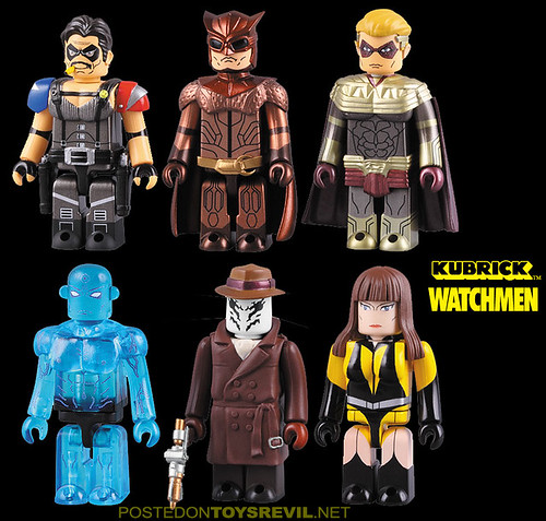 WATCHMEN-KUBRICKS-GROUP