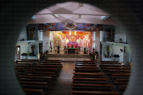 Chapel of the Angry Christ