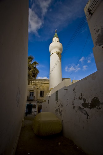 Tripoli Old City, by Mansour Ali