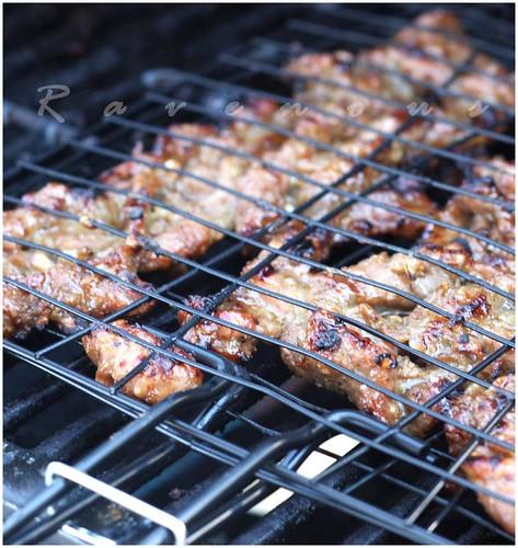 bun thit nuong, vietnamese grilled pork