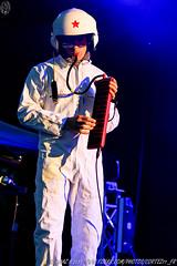 CASCADEUR 11-06-11 00737 (Cortez77_fr same nickname on Ipernity) Tags: france festival rock keyboard live stage helmet dream pop walker ambient electro cascadeur redstar melodica 2011 montereau confluences montereaufaultyonne