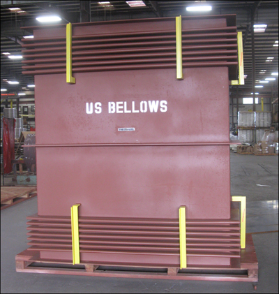 Universal Rectangular Expansion Joint for a Mining Operation
