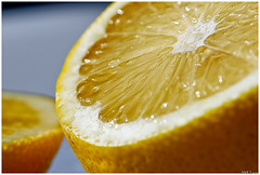 yellow (Magda'70) Tags: food macro yellow closeup fruit lemon citrus nikond200 mywinners zymon