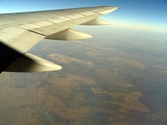 Monahans, TX Fly By (John Manyjars) Tags: arial monahans houstontovegas