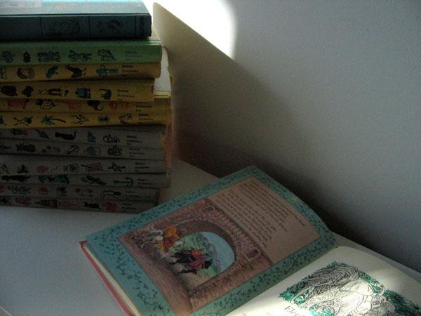 thrifted: vintage children's books (1949-1959)