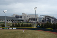 Lane Stadium (lwowen) Tags: newyork baseball yankees virginiatech hokies april16th englishfield